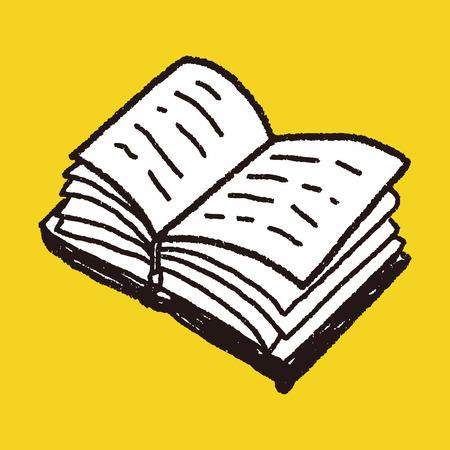 doodle boek