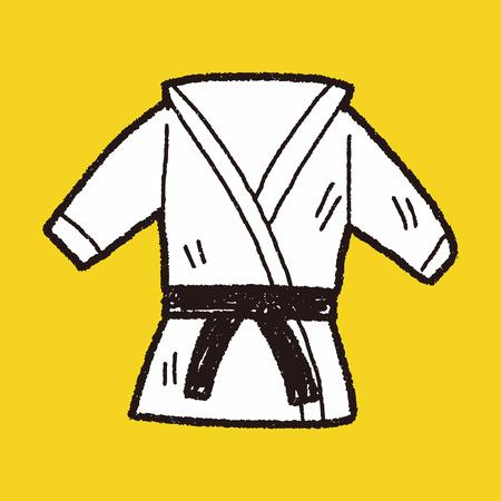 karate: karate doodle