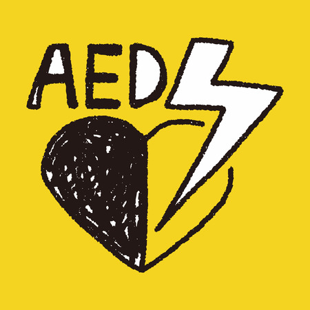 revive: aed doodle