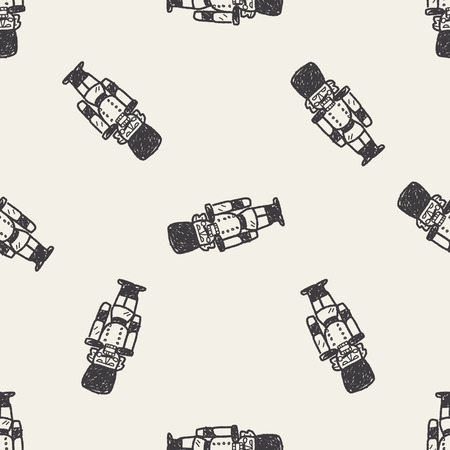 toy soldier: toy soldier doodle seamless pattern background