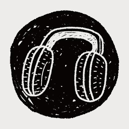 muffs: Doodle paraorecchie