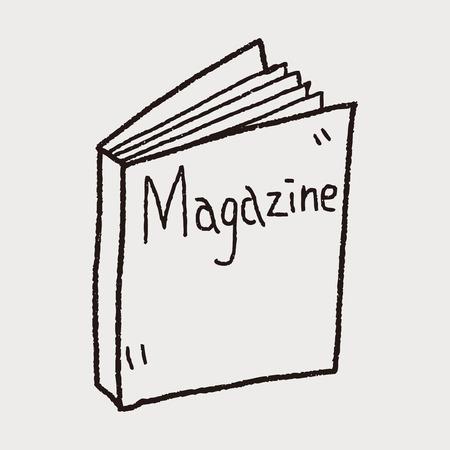 le magazine doodle