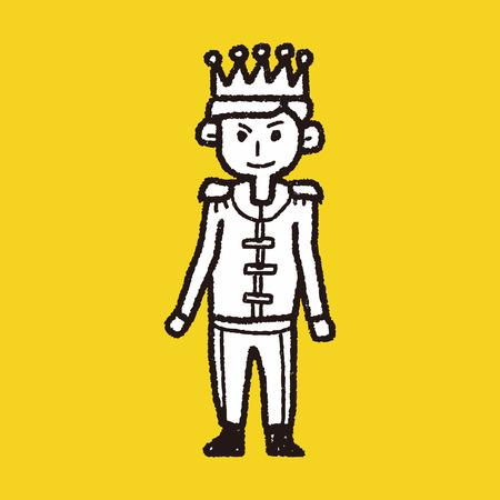 prince: principe di doodle