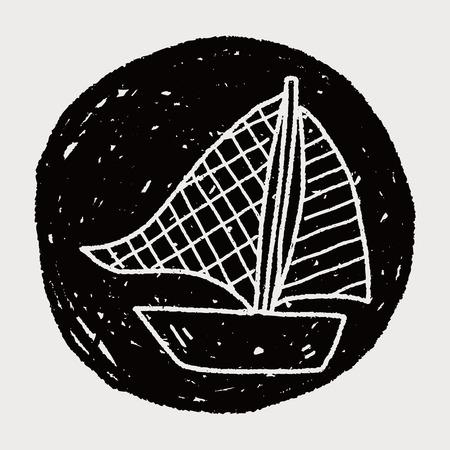 windsurf: doodle sail