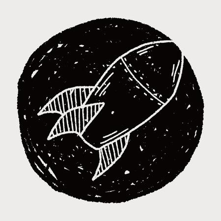 missile: Missile doodle