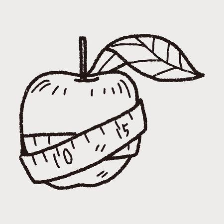 health eat doodle
