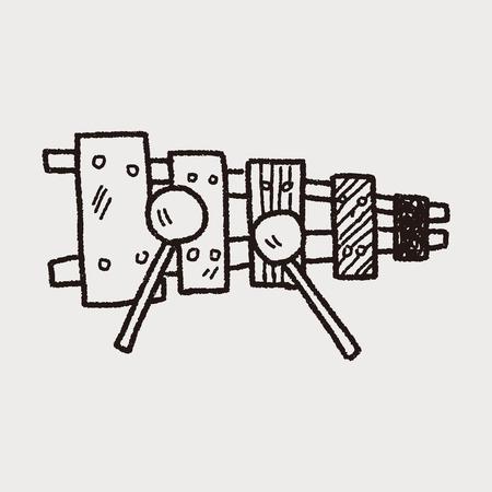 xilofono: Doodle xilófono