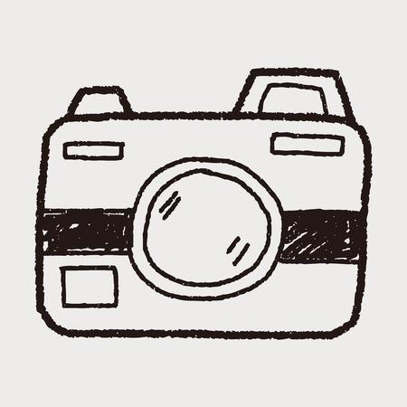 macchina fotografica: Camera Doodle