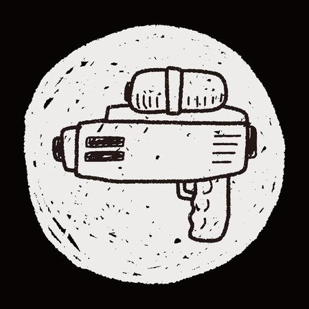 squirt: water gun doodle