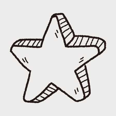 star doodle