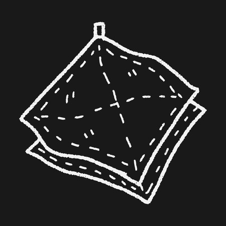 rag: rag doodle