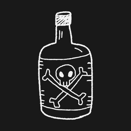 poison: poison doodle