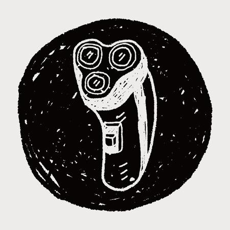 rasoio: Rasoio Doodle