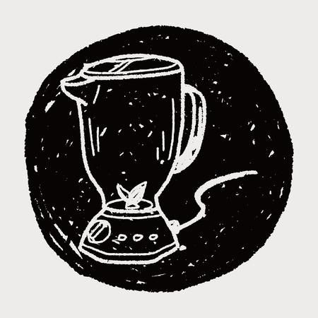 juicer: blender doodle