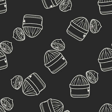 squeezer: squeezer doodle seamless pattern background