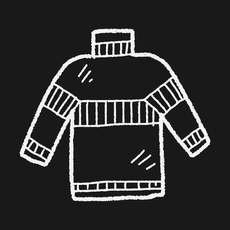 sueter: Doodle Suéter