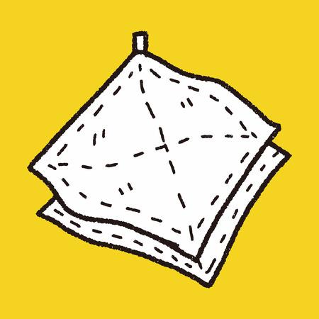 rags: rag doodle
