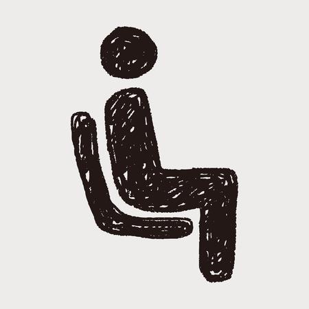 seat: Seat doodle