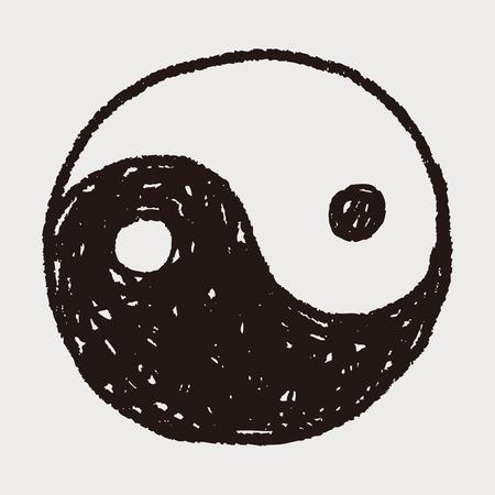 chi: Tai Chi del doodle