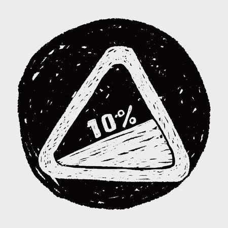 ascent: steep road doodle