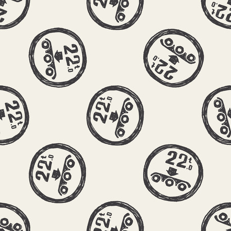 axle: Maximum weight per axle. doodle seamless pattern background