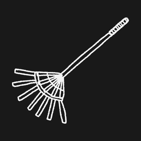 rake: rake doodle