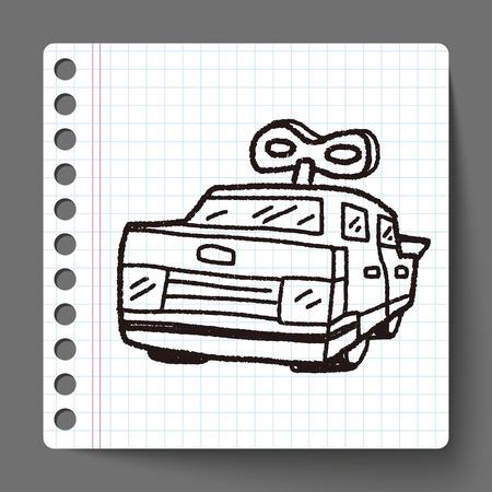 carritos de juguete: Doodle coches de juguete