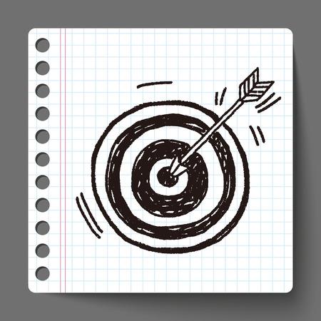 creative target: Doodle Archery
