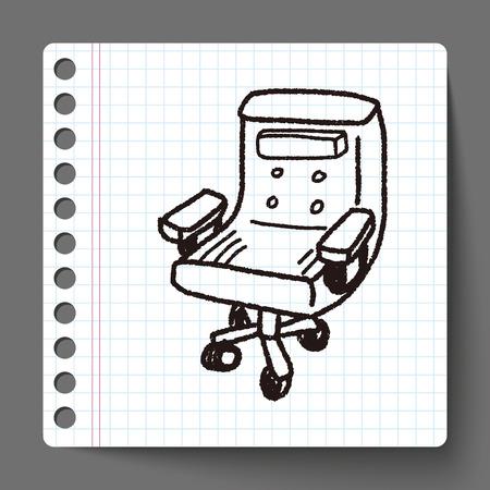 ergonomic: doodle chair