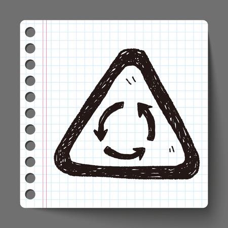 roundabout: Roundabout doodle