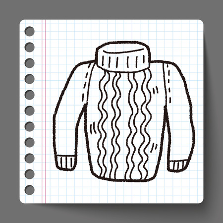 sueter: su�ter del doodle