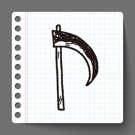 sickle: Sickle doodle