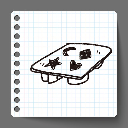 cooler boxes: ice box doodle