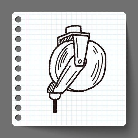 bearing: bearing doodle