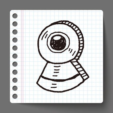 ccd: ccd camera doodle