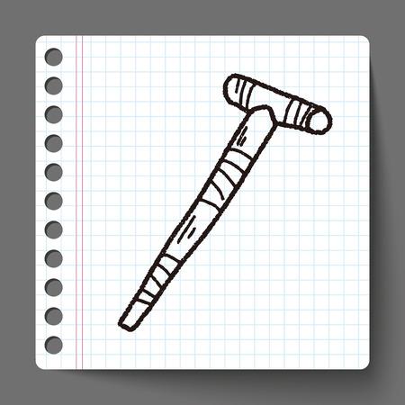 crutch: crutch doodle