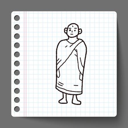 moine: moine doodle