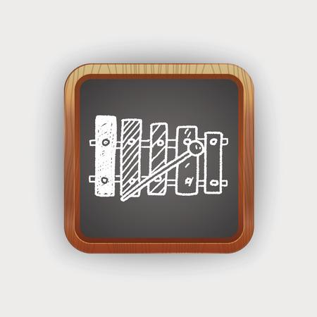 xylophone: Doodle Xylophone