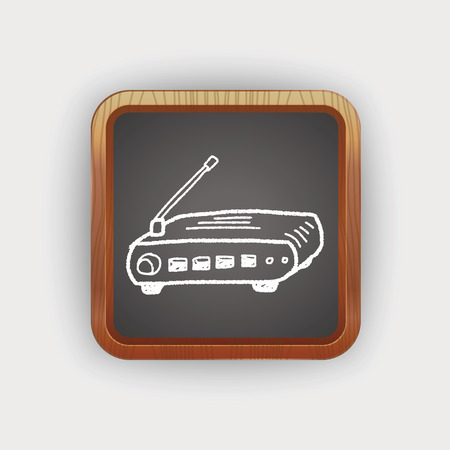 modem: modem doodle