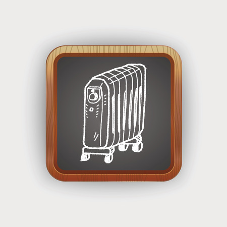 calentador: