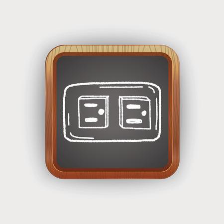outlet: outlet doodle