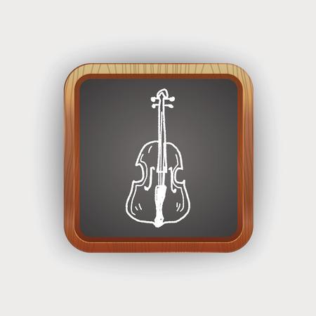 cello: Cello doodle
