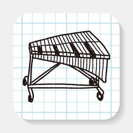 xylophone: Xylophone doodle