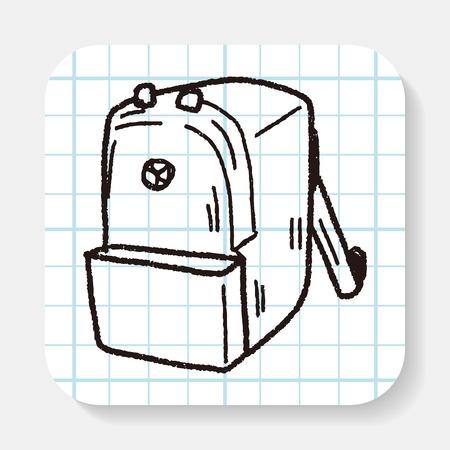 sharpen: Doodle Pencil sharpeners Illustration