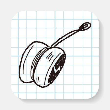 yoyo: yo-yo doodle