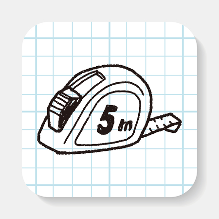 metric: tape doodle
