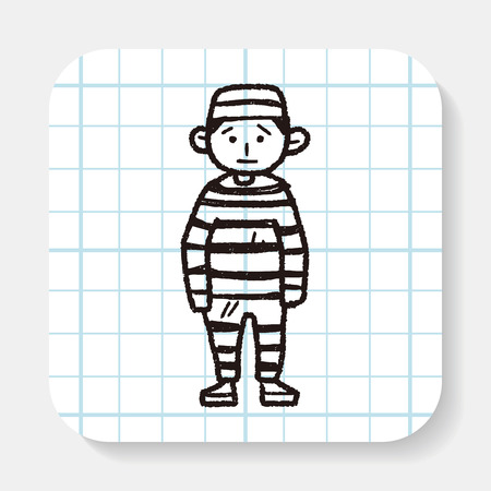 jail: jail doodle
