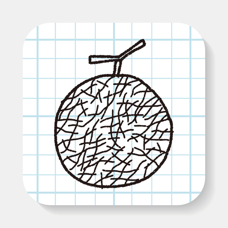 melon: melon doodle
