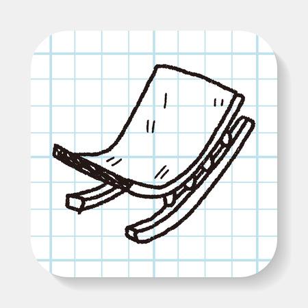santa hand: sleigh doodle