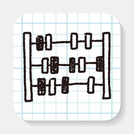 math icon: math toy doodle